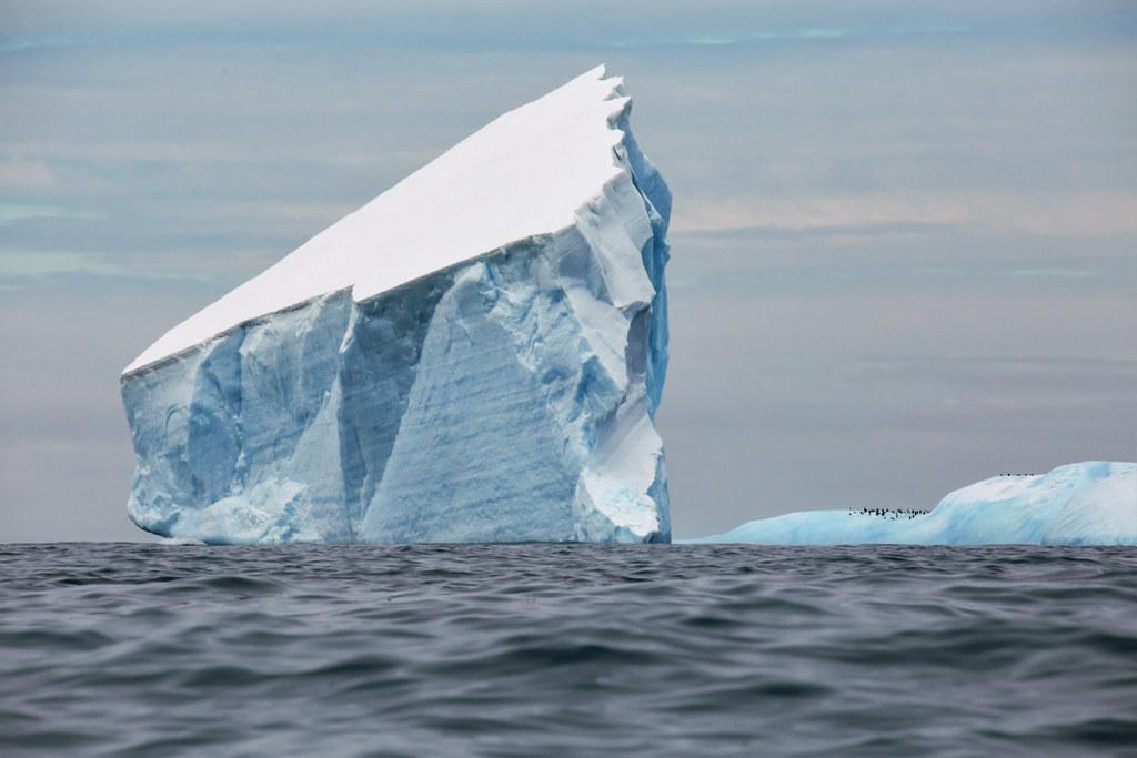 iceberg from zodiac level