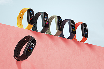 The Mi Smart Band 5 is part of the slew of new smart IoT gadgets that Xiaomi launched globally.