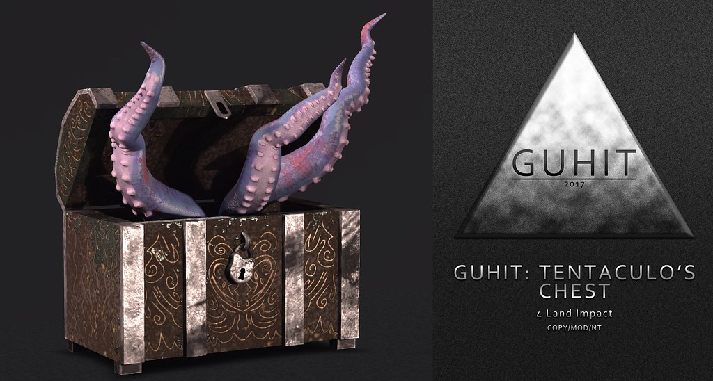 GUHIT – Tentaculo's Chest *Give Away*