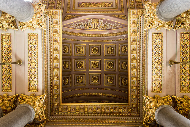 Gallery of Battles, Palace of Versailles, Versailles, France