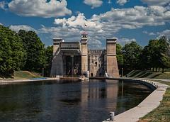 Peterborough Lift Locks