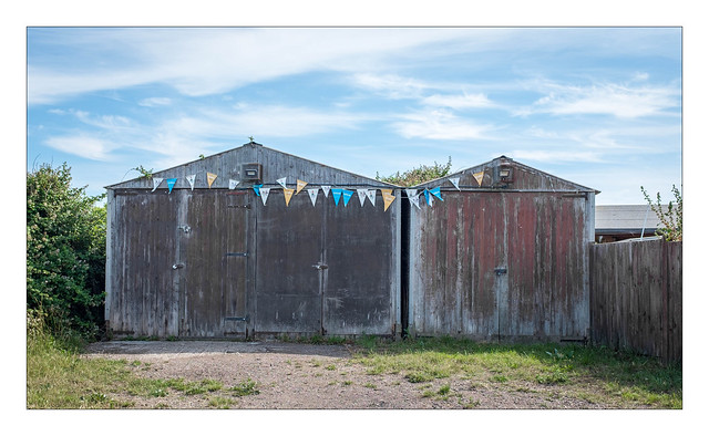 The Built Environment, Jaywick, Essex, England.