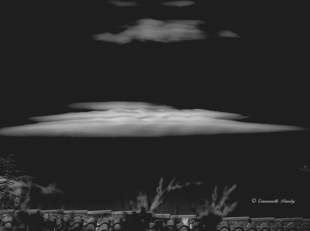 Les vagues du ciel - The sky's waves