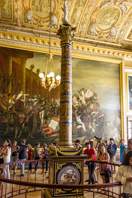 The Coronation Room, Palace of Versailles, Versailles, France