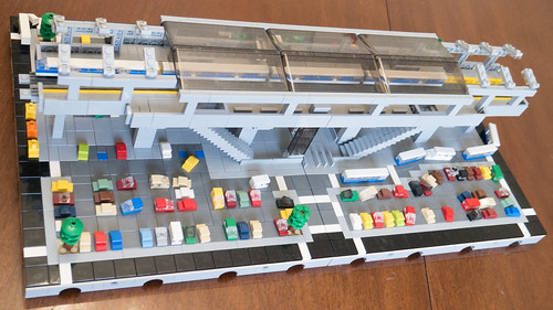 Micropolis Train Station 14