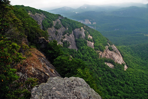 whiteside mountain cliffs nc northcarolina mountains landscape scenery