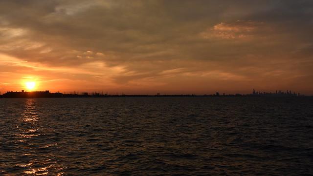 Skyline Sunset