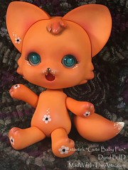"Estartek ""Cute Baby Fox"" dye project"