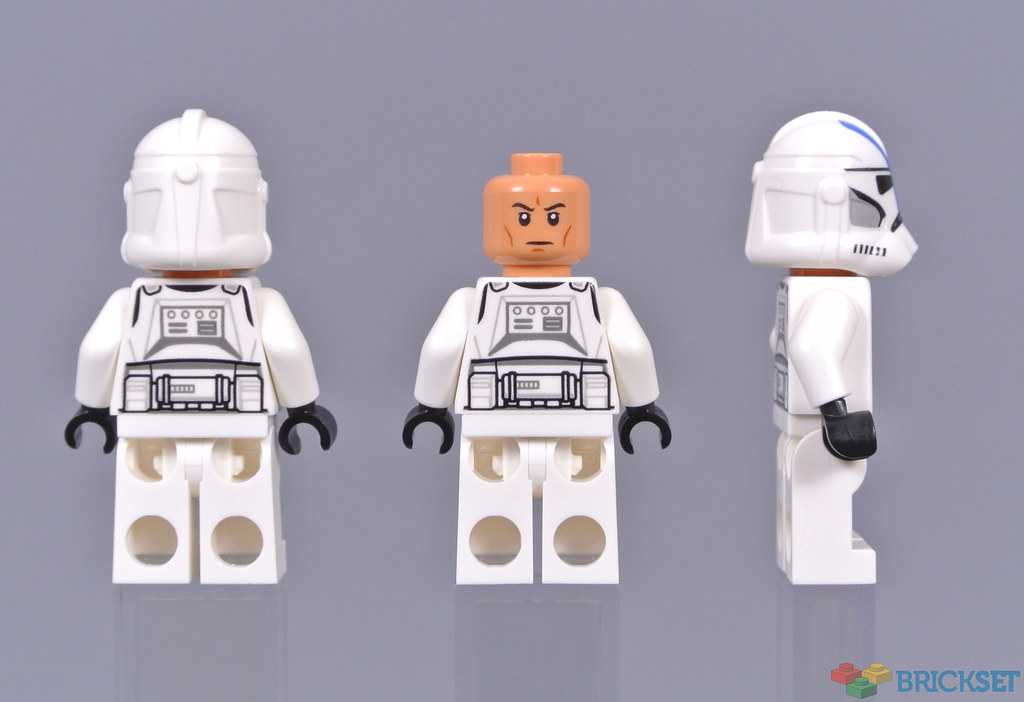 Review 75280 501st Legion Clone Troopers Brickset Lego Set Guide And Database