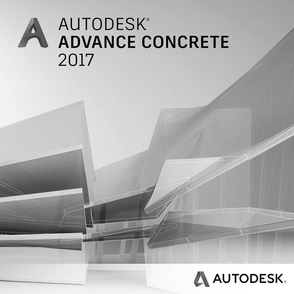 Autodesk Advance Concrete 2017 x64 full