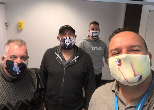 Masks to be CovidSafe