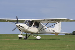 G-CFBE Ikarus Comco C-42 [0804-6958] Sywell 310819