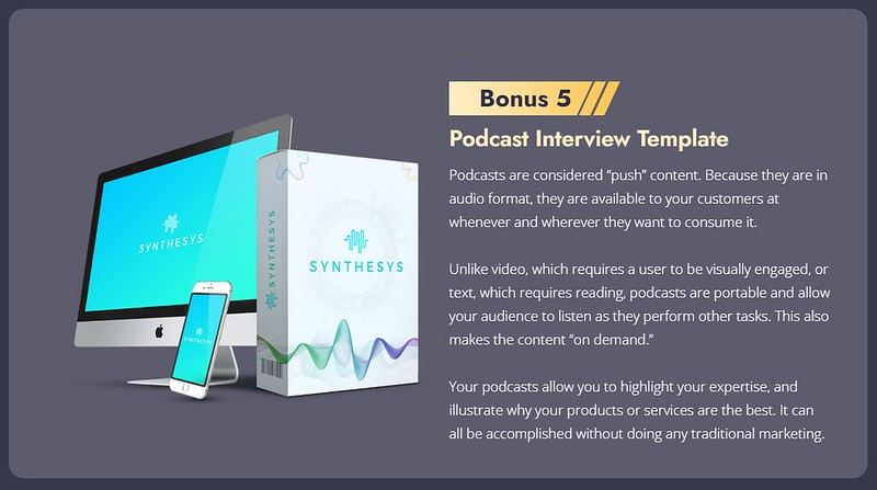 Synthesys Coupon Code