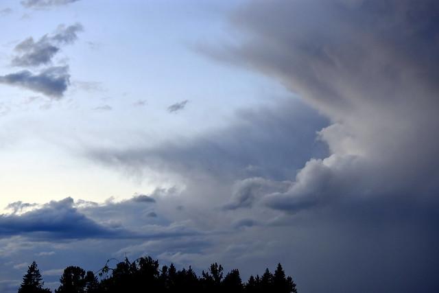 AMAZING SKIES.    ABBOTSFORD,  BC.