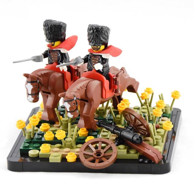 1st 'Queen's Own' Regiment of Hussars