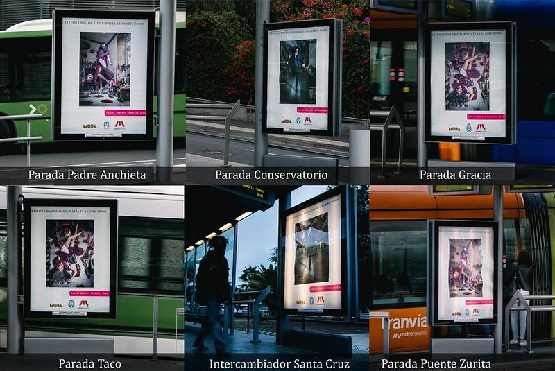 Selección de mis fotos publicadas en paradas del tranvía