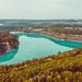 Man made lake near Düsseldorf Germany