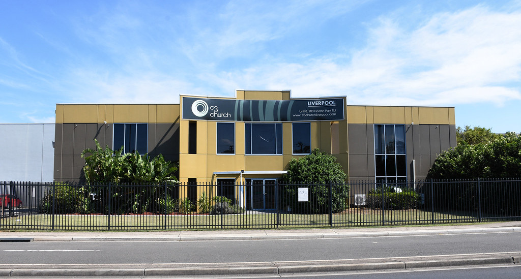 C3 Church, Prestons, Sydney, NSW.