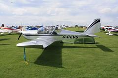 G-CEVS Evektor EV-97 [2007-3102] Sywell 300819