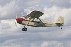 G-DHAH Aeronca 7AC [7AC-4185] Sywell 010919