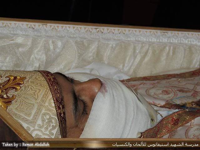 القس مينا عبود شاروبيم (4)