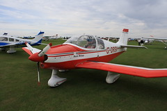 G-DRSV Robin DR315 [624] Sywell 300819