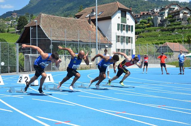 Coupe des clubs 2020 - les athlètes du CA RIVIERA