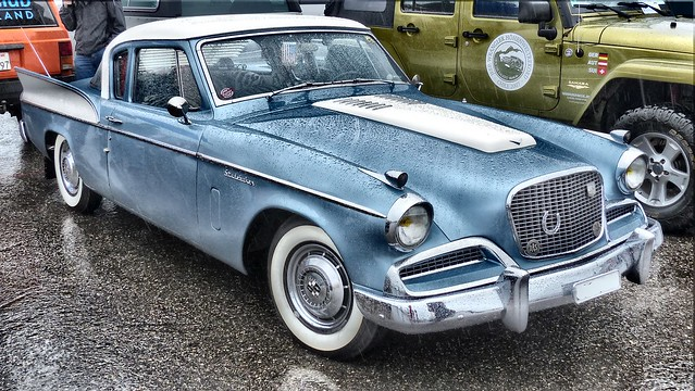 Studebaker Champion Silver Hawk 1958 altalux vr
