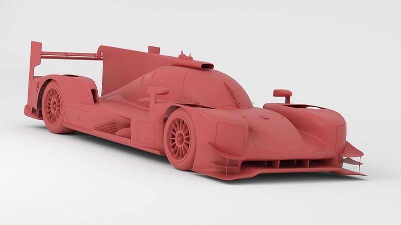 iRacing 2017 Dallara P217 LMP2