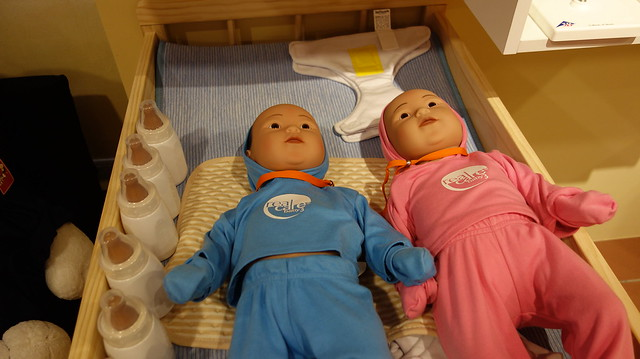 電子寶寶與他們的尿布台@Aher性/別教育體驗中心花蓮館