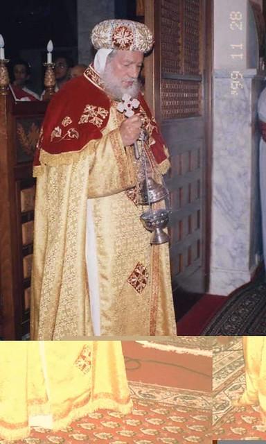 الأنبا فيلبس مطران الدقهلية ورئيس دير مارجرجس بميت دمسيس وبلاد الشرقية (2)