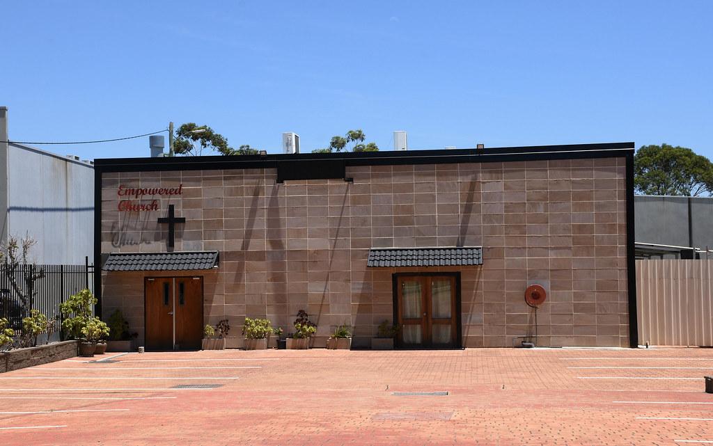 Empowered Church, Minto, Sydney, NSW.