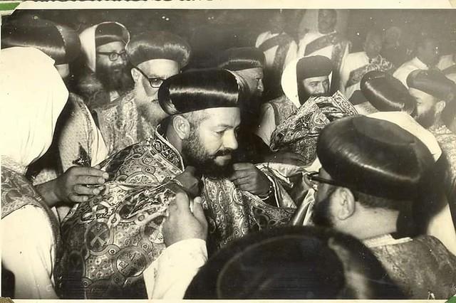 الأنبا فيلبس مطران الدقهلية ورئيس دير مارجرجس بميت دمسيس وبلاد الشرقية (35)