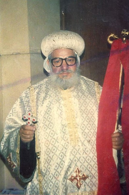 الأنبا فيلبس مطران الدقهلية ورئيس دير مارجرجس بميت دمسيس وبلاد الشرقية (26)