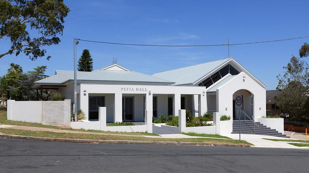 North Samoan PIC Church, Campbelltown, Sydney, NSW.