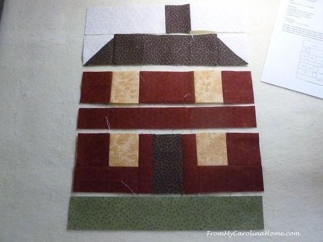 Quilt Mania Schoolhouse Block