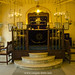 Interior of Shaare Rason Synagogue, Mumbai