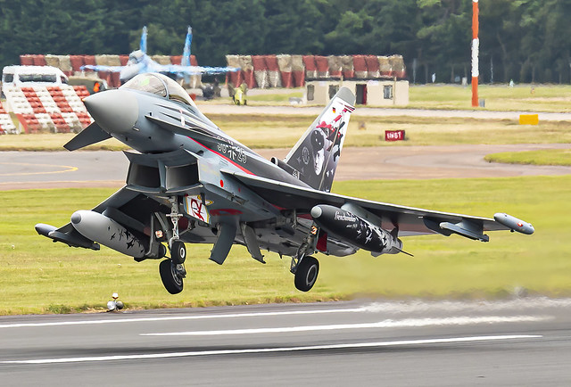 German Air Force TLG 71 'Richthofen' EF-2000 Typhoon