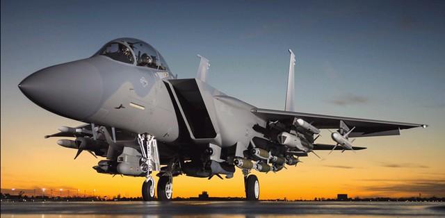 USAF F-15EX concept (Boeing)