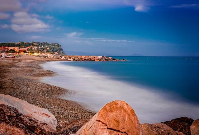 Seascape. Albissola Marina, Liguria, Italia