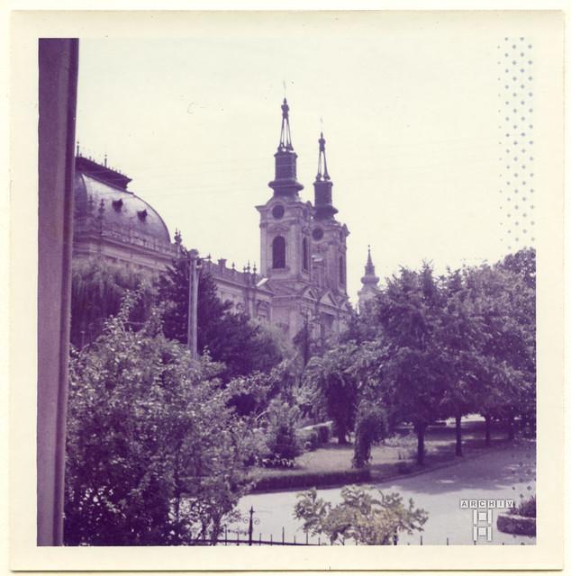 ArchivTappenX881 Album u, Kathedrale Heiliger Nikolaus, Sremski Karlovci, Serbien, 1970er