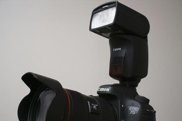 Canon SPEEDLITE 470EX-AI.
