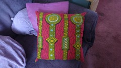 New cushion