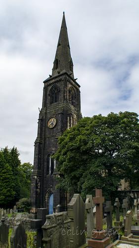 St Peter's Church, Walsden