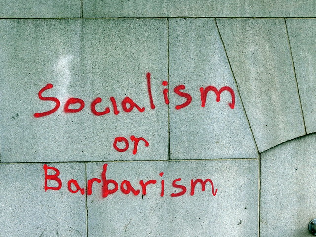Socialism or Barbarism A Day in New York: 19th July 20
