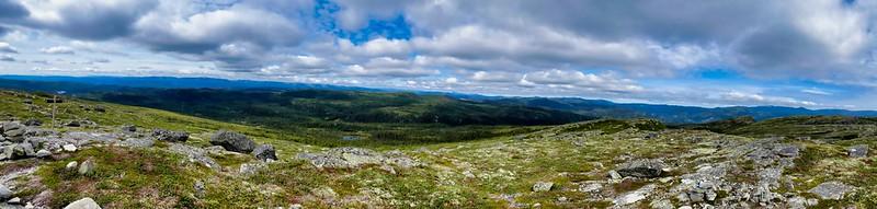 21-Panorama mot nord