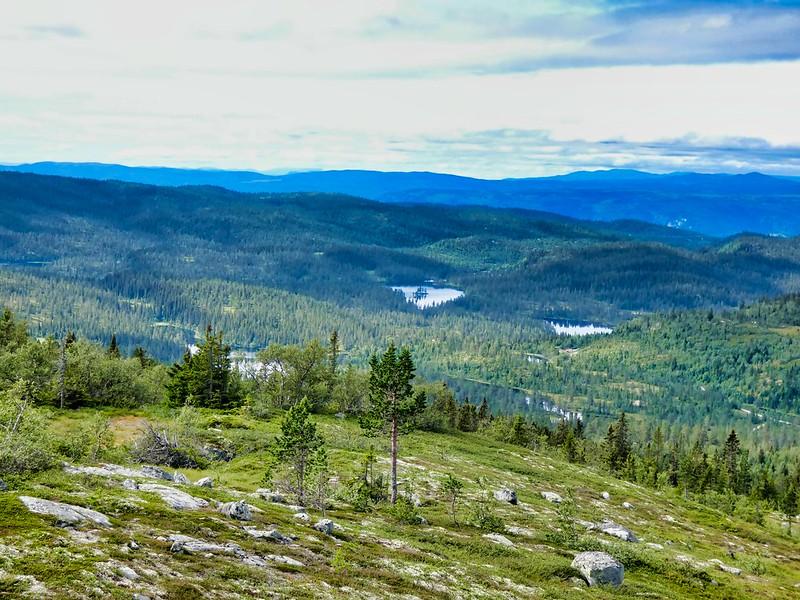 06-Utsikt mot Storvatn og Buvatn