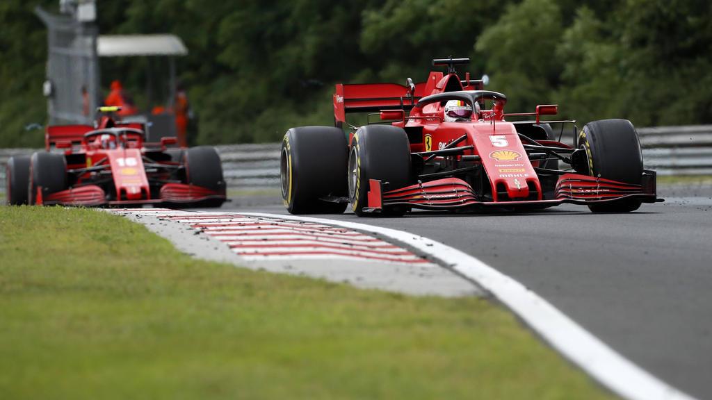 Formula 1: Vettel and Leclerc criticize Ferrari tactics
