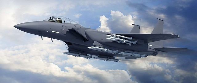 USAF F-15X concept (Boeing)