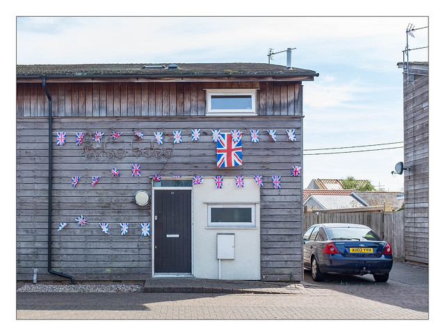 The Built Environment, Jaywick, Essex, England.